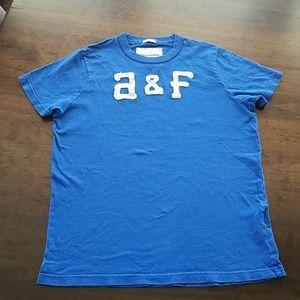 abercrombie kids boys muscle tee shirt XL
